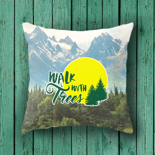 Forest, hiking, Canada Parks, camping - home decor pillow case design by Crystal Smith